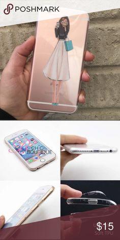 Iphone 7 Fashion Girl Case Iphone 7 Fashion Girl Case Accessories Phone Cases