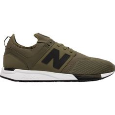 New Balance Men's 247 Sport Casual Shoes, Green