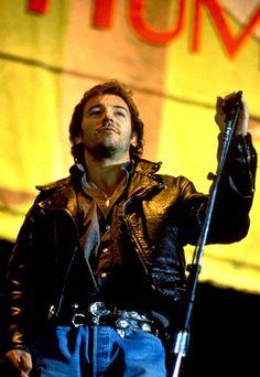 Bruce Springsteen 1988 Amnesty Concert