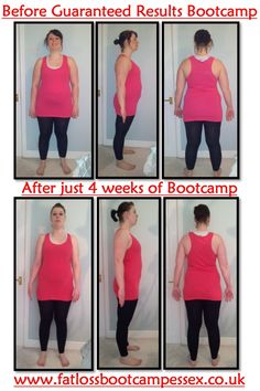 You look fab Amy McBride - Well done! http://www.fatlossbootcampessex.com/
