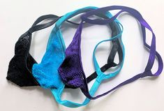 Men's G String Thong Super Stretchy Fish Net Stocking Tear Drop Expandable Air Light Push Out Intimates Lingerie DOUBLE V Cut New Colors Lingerie For Men, Fishnet Stockings, G Strings, V Cuts, String Bikinis, Sexy, Model, How To Wear, Drop