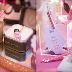 Designer Couture Baby Shower - Bella Paris Designs