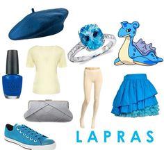 Pokémon inspired outfit | Lapras