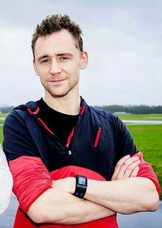 Tom on Top Gear. Love the show but they cannot seem to show this episode which I REALLY want to see
