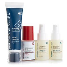 Serious Skincare Age Defy Force-cify Kit