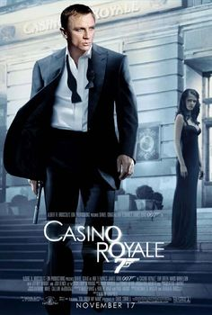 """Casino Royale"" starring Daniel Craig and Eva Green.    http://www.youtube.com/watch?v=fl5WHj0bZ2Q"