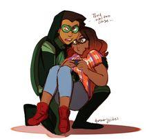 (Jade Turtle!Miraculous: Tales of Ladybug and Cat Noir) Nino/Alya Césaire