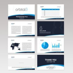 Create a new powerpoint template for our software company to show off to our clients. by Joemar Concepts