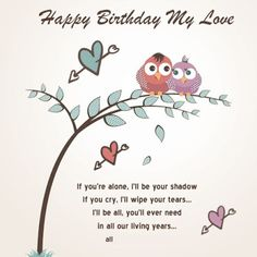 Happy Birthday Quotes SMS, Wishes, Messages and Images: Interesting Happy Birthday Wishes and Birthday Quotes for someone special Happy Birthday Love Quotes, Birthday Message For Husband, Free Birthday Card, Birthday Wishes For Boyfriend, Wife Birthday, Happy Birthday Messages, Happy Birthday Images, Birthday Cards, Birthday Emoji