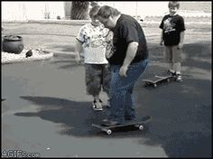 13 Skateboarding GIFs that Make Tony Hawk Look Like a Stupid Baby from GifGuide