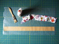 Tutorial: Paper Tape 3 by annekata, via Flickr