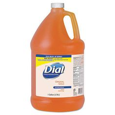 Hand Washes: Dial Gold Antimicrobial Liquid Hand Soap, 4 - 1 Gallon Bottles (Dia 88047) -> BUY IT NOW ONLY: $60.02 on eBay!