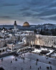 美新片高清:展示耶路撒冷神秘之美