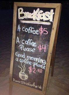 Funny pictures about Morning Coffee In Honduras. Oh, and cool pics about Morning Coffee In Honduras. Also, Morning Coffee In Honduras photos. Coffee Shop Signs, Coffee Prices, Deco Restaurant, Passive Aggressive, Magic Words, Coffee Quotes, Coffee Humor, Funny Coffee, Funny Signs