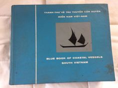 Blue Book of Coastal Vessels: South Vietnam 1967 Book Department of Defense HC  | eBay