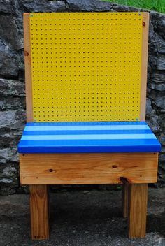 DIY Child's Workbench