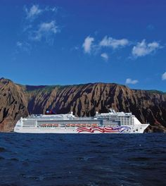 Best Pacific Cruises: Pride of America from Norwegian Cruise Line