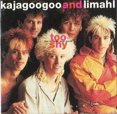 Kajagoogoo TOO SHY 1982 musica curiosando anni 80 Italo Disco, Too Shy Kajagoogoo, Rewind Festival, The Neverending Story, One Hit Wonder, Eurovision Songs, 80s Music, 80s Songs, Music Albums
