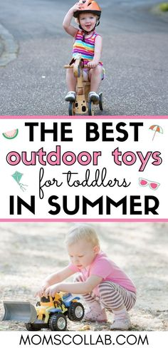 Help your toddlers to play with these fun outdoor toys. #kidsactivity Toddler Outdoor Playset, Outdoor Toys For Toddlers, Best Outdoor Toys, Outdoor Activities For Kids, Outdoor Fun, Toddler Activities, Fun Activities, Toddler Fun, Toddler Toys