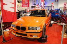 e36 BMW prepped by Motul