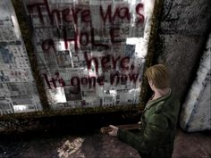 Silent Hill 2 - (2001 PS2 game) - a masterpiece in interactive storytelling