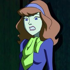 Daphne Blake, Cartoon Movie Characters, Cartoon Icons, Looney Tunes Cartoons, Old Cartoons, Daphne From Scooby Doo, Scooby Doo Cartoon Network, Cartoon Profile Pics, Profile Pictures