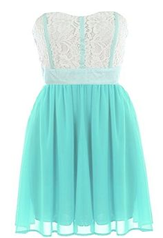 Mint Garnish Dress