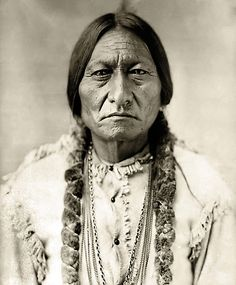 ☆ Sitting Bull :→: By VintagePhotos ☆