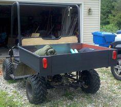 Farm Trucks, Mini Trucks, Motorcycle Lift Table, Go Kart Kits, Homemade Tractor, Diy Go Kart, Off Road Buggy, Homemade Toys, Welding Projects