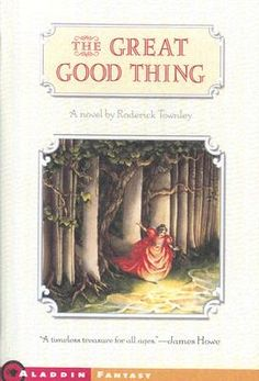 The Great Good Thing by Roderick Townley. Lovely and magical. It's a book about characters who live in a book. :) I truly enjoyed this book as a girl. It isn't just a children's book though, I enjoyed it as a Senior in high school too :)