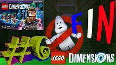 LEGO Dimension FR Story Pack S.O.S Fantomes 2016 Episode #6