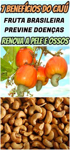 O que muitas pessoas não conhecem são os incríveis benefícios do caju. #cajú #fruta #saúde #benefícios #saudável #cura #tratamento #caseiro #doenças #ossos #pele #câncer #emagrecer #beleza #dica #truque