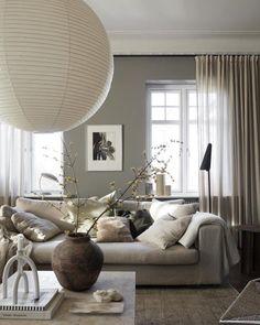 Living Room Interior, Home Living Room, Home Interior Design, Living Room Designs, Living Room Decor, Beddinge, Classic Living Room, Home Decor Inspiration, Decor Ideas