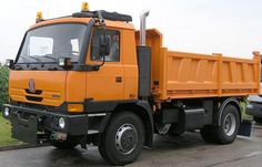 Tatra T815-280 R45 4x4 Dump Trucks, Bus, Motor Car, Transportation, Automobile, Vehicles, Czech Republic, Classic, Design