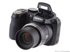 Fujifilm FinePix S2950 via @CNET