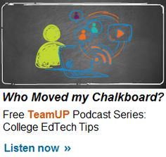 Who Moved My Chalkboard Podcast Series
