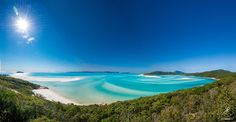 Whitehaven Beach, Queensland. | 23 Reasons Why You Must Visit Australia Before You Die