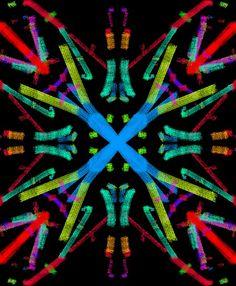 Pastel symmetry corners