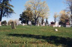 Union Cemetery, c. 1998
