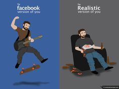 #facebook #personality #reality #socialnetworks
