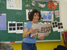 El diari de la Naaku a l'Escola Patronat Domènech de Gràcia (Barcelona)