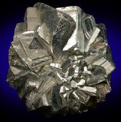 Pyrite from Jing Chen Jiang, Liu Zhu City, Guangxi, China