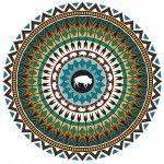Fantastic Native American Design Small