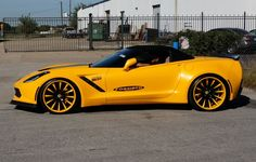 Forgiato Corvette 750 HP