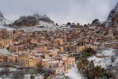 Caltabellotta - La piccola Caltabellotta - Sicily