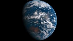 宇宙から見た地球の一日を12秒で : ギズモード・ジャパン