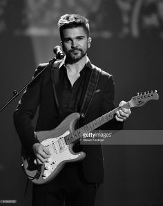 Recording artist Juanes performs onstage during MusiCares Person of the Year honoring Fleetwood Mac at Radio City Music Hall on January 26, 2018 in New York City.