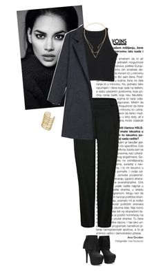 """""""City chic ~ Yoins 3"""" by hevsyblue2 ❤ liked on Polyvore featuring women's clothing, women, female, woman, misses, juniors, Packandgo, londonfashionweek and yoins"""