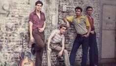 'Million Dollar Quartet' sets debut