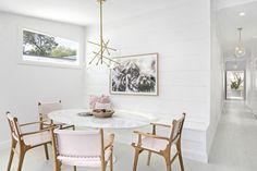 Cushions | Grace Garrett Wall Cladding | Scyon Stria Walls & Ceiling Colour | Snow Drop Taubmans